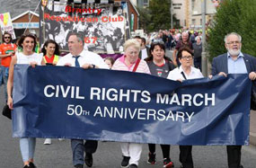 50th Anniversary of Civil Rights Commemoration Events